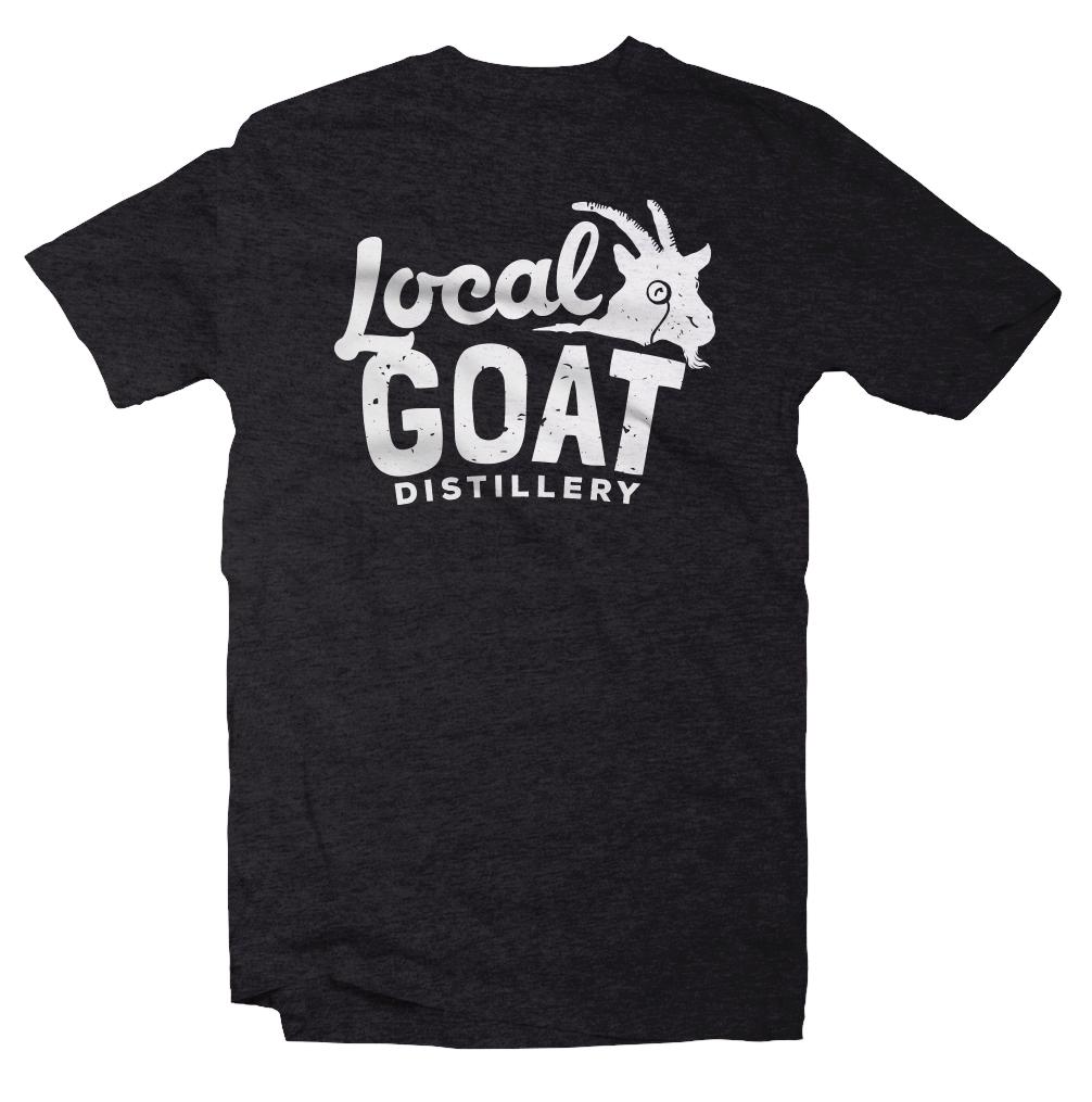 Logo Shirt - Local Goat Distillery 337607b290